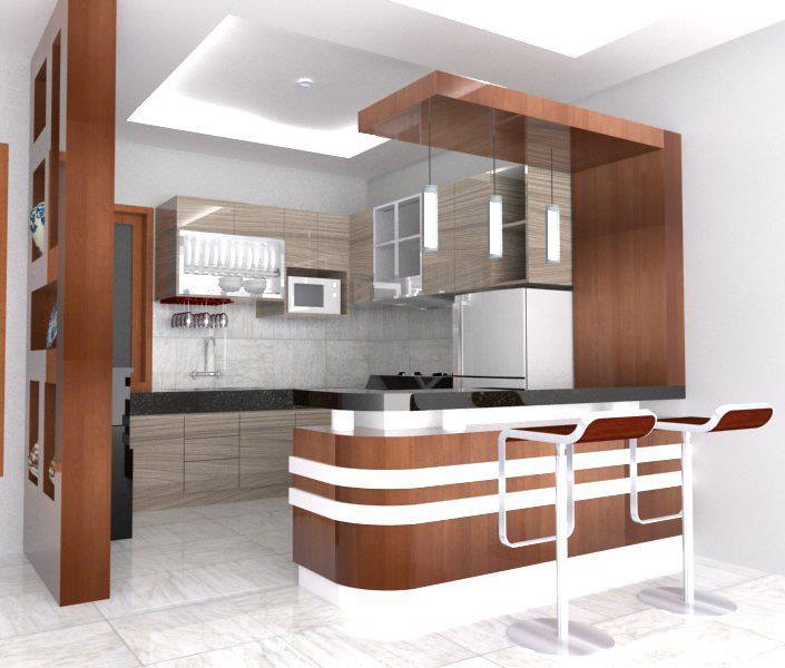 Merawat Kitchen Set Dengan Mudah